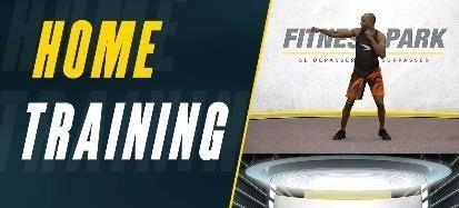 Fitness Park a enrichi son offre Home Training avec beaucoup de