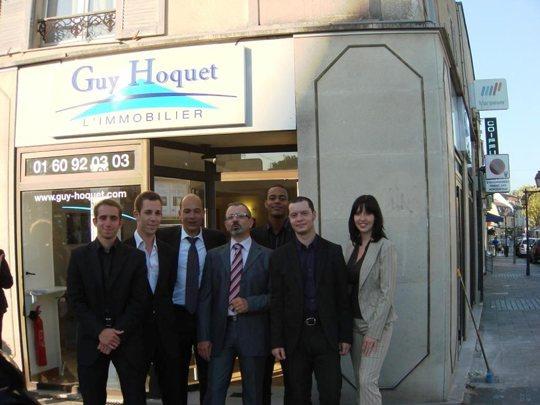Franchise une nouvelle agence guy hoquet l immobilier for Agence immobiliere guy hoquet