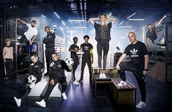 une nouvelle boutique sous enseigne adidas ouvre  u00e0 paris