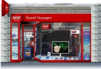franchise agence voyages