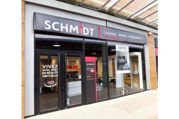 Le réseau Schmidt s'implante à Thiais - Observatoire de la Franchise