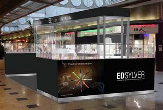 franchise cigarette lectronique edsylver s 39 ouvre au kiosque. Black Bedroom Furniture Sets. Home Design Ideas