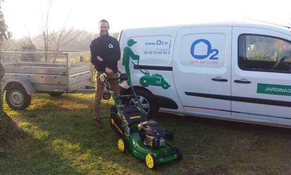 O2 Care Services Annonce L Adhesion D Un Nouveau Jardinier