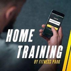 Fitness Park accompagne ses clients avec ses solutions de Home Training