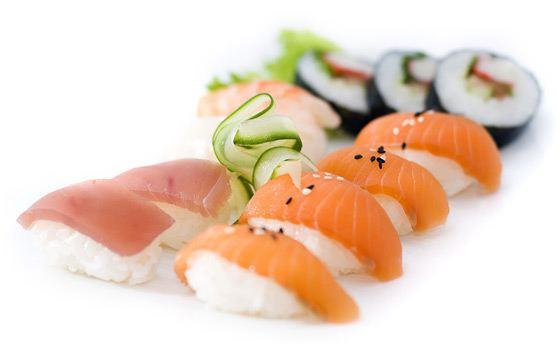 sushi - concept restaurant asiatique