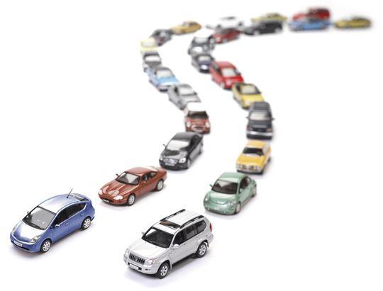 Les chiffres de l'automobile en France