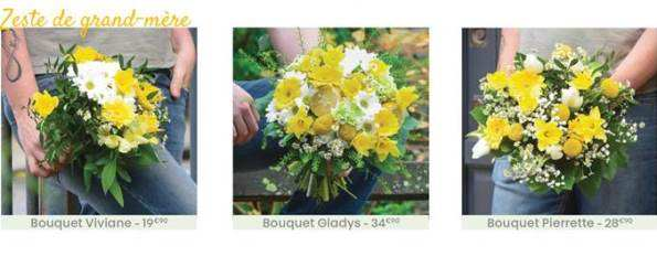 L\'enseigne Le Jardin des Fleurs propose de nouvelles compositions ...