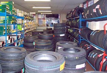 franchise vente de pneus