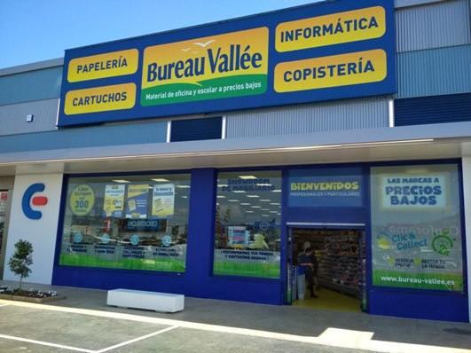 Bureau vallée poursuit l expansion de son réseau en dehors de la