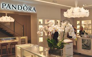 Franchise Bijoux Pandora S Installe 224 Strasbourg