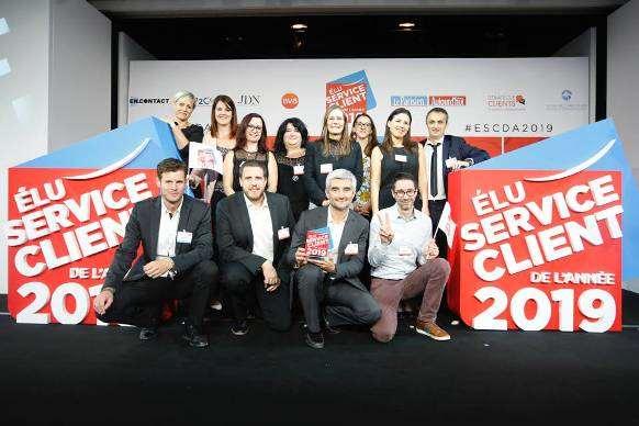 Schmidt Groupe Remporte Le Label Elu Service Client De L