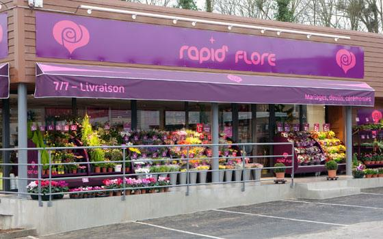 franchise rapid flore