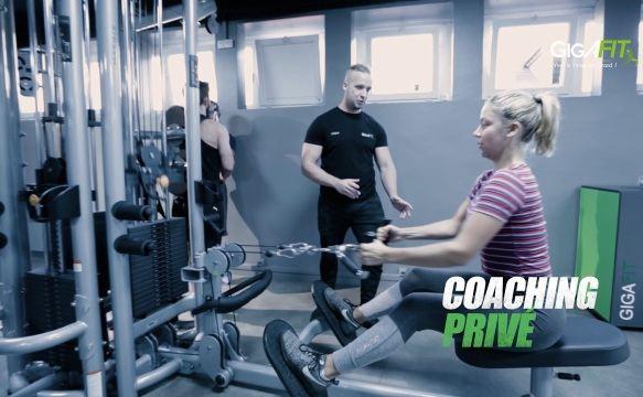 L Enseigne Gigafit Met En Avant Son Club Fitness De Conflans