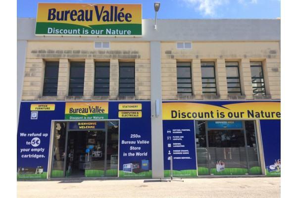 La franchise bureau vallée se déploie à malte