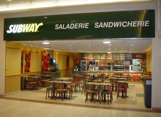 Franchise Subway France, 13 ouvertures en 5 semaines