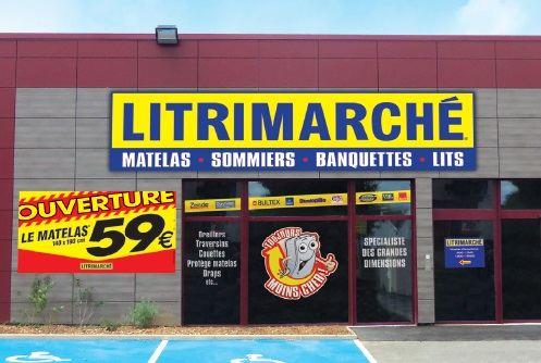 litrimarch cherche un nouveau franchis pour le magasin de beauvais. Black Bedroom Furniture Sets. Home Design Ideas