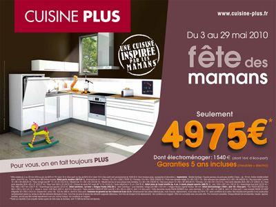 franchise cuisines cuisine plus lance sa nouvelle campagne de publicit. Black Bedroom Furniture Sets. Home Design Ideas
