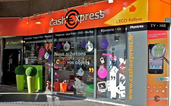 La Franchise Cash Express Inaugure Un Nouveau Magasin à Cormontreuil