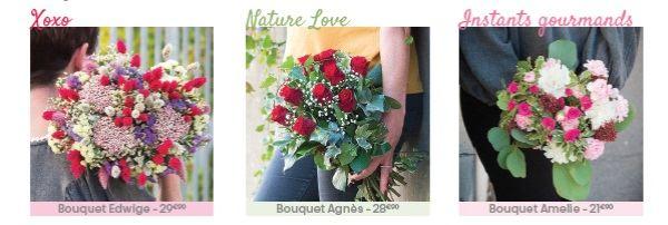 L\'enseigne Le Jardin Des Fleurs lance une nouvelle collection de ...