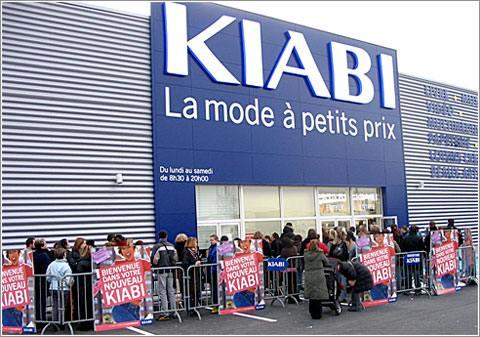 Franchise KIABI - Communiqué de Presse : 21 Mars 2006 - Franchise ...