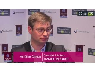 Aurélien Camus, Franchisé à Amiens