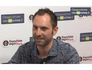 Pierrick Aubert, Franchisé
