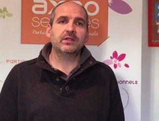 Christophe Landais, Franchisé AXEO Services