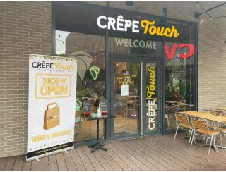 CREPE TOUCH