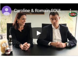 Caroline et Romain Souletis, Franchisés