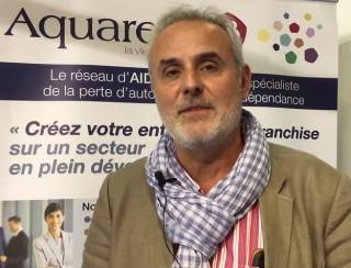 Frédéric Tillier, Franchisé du réseau Aquarelle