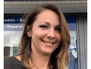 Corinne Bégué, Franchisée à Liffré (35)