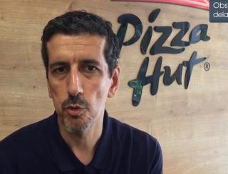 Kamal Maameri, Franchisé Pizza Hut à Romainville