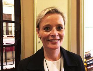 Karine Poussier , Franchisée à Rennes