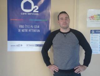 David Moreau, Franchisé du réseau O2 à Troyes