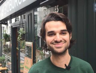 Romain André, Franchisé du réseau Bioburger