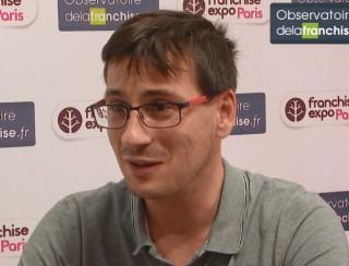 Sylvain Roquet, Franchisé