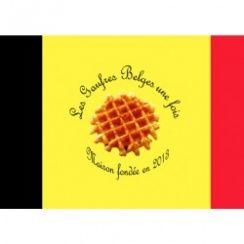 Franchise Les Gaufres Belges une Fois