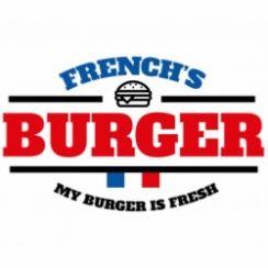 Franchise French's Burger