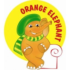 Franchise Orange Elephant