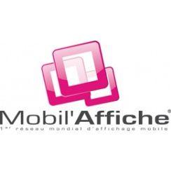 Franchise Mobil'Affiche