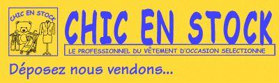 Franchise chic en stock ouvrir d p ts vente de textile for Franchise cash piscine