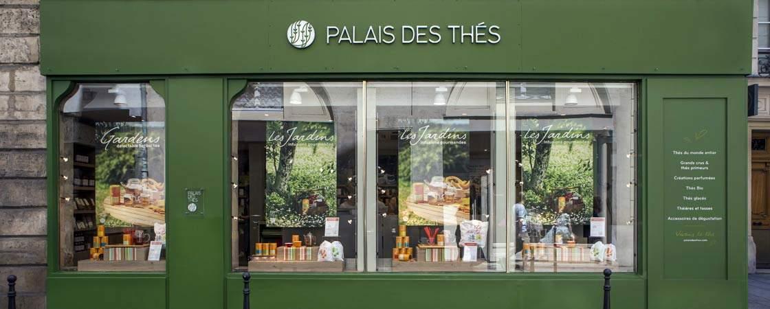 Ouvrir une franchise Palais des Thés