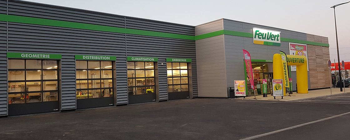 franchise feu vert 2018 ouvrir recrutement de franchis en centre auto feu vert. Black Bedroom Furniture Sets. Home Design Ideas