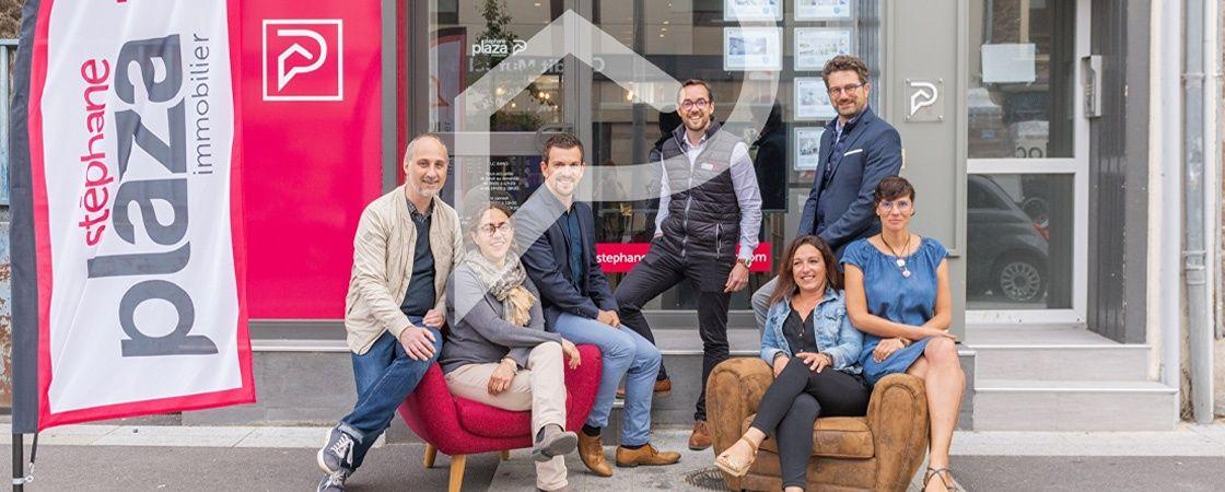 Ouvrir une franchise Stéphane Plaza Immobilier