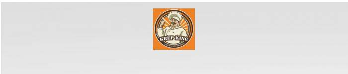 Le king de la krep sur mesure !