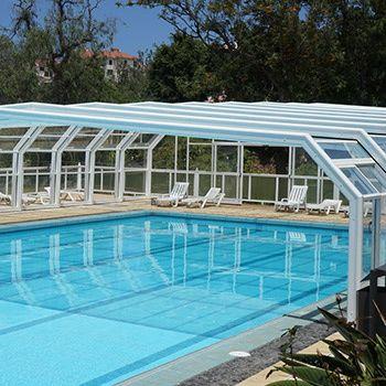 Aménagement extérieur : piscine, terrasse, véranda, paysagisme