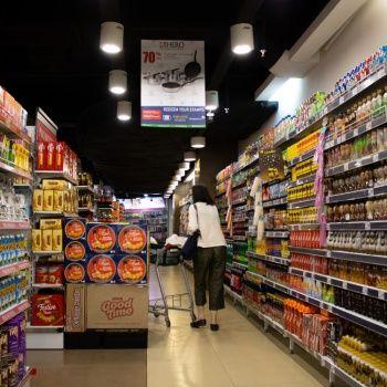 Super et hypermarchés