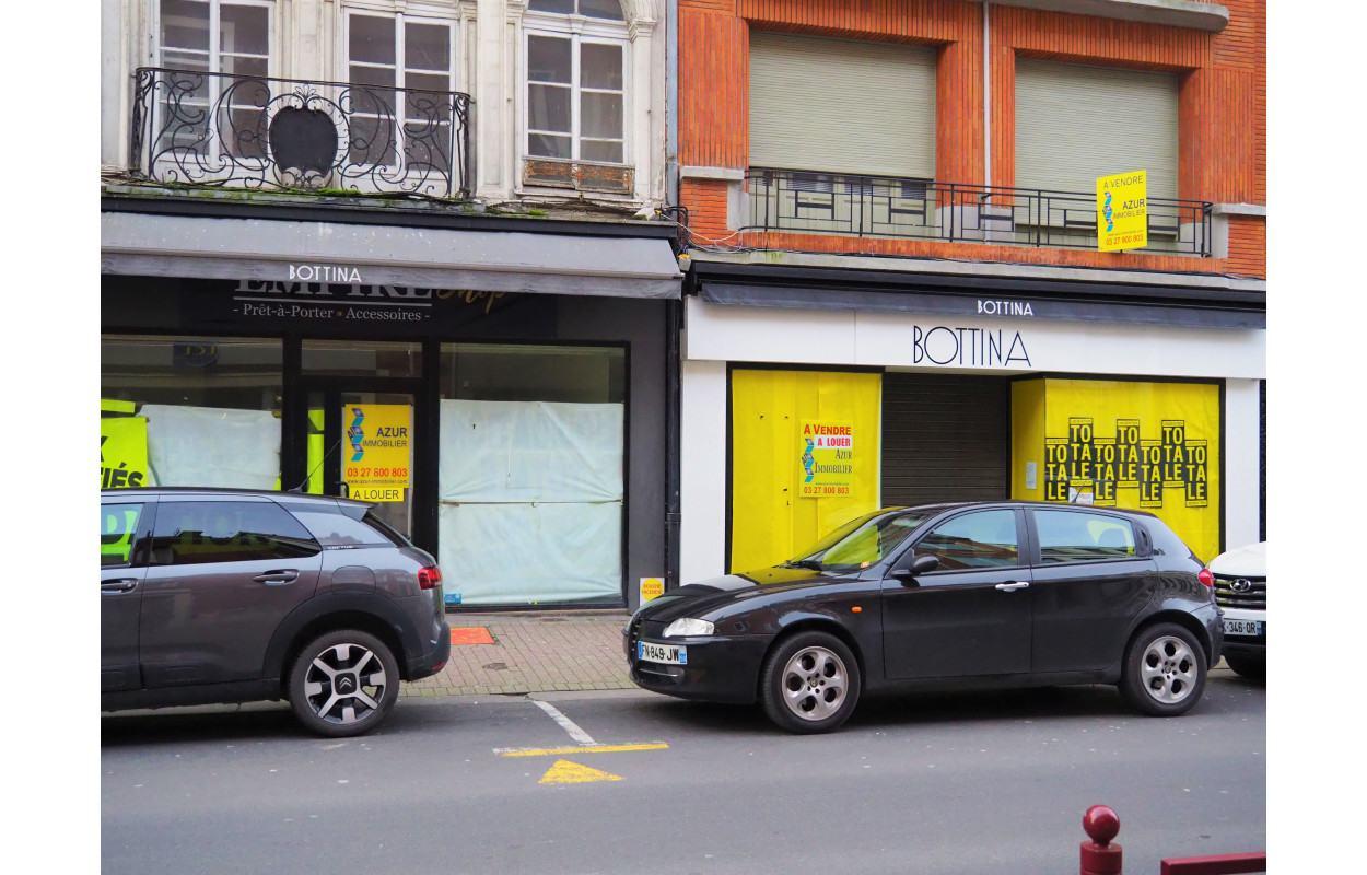 emplacement N°1 - Rue de Bellain - 160m²