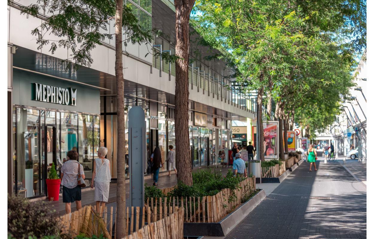 Centre commercial le Paquebot, en cœur de ville - (© Vincent Bauza)
