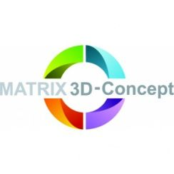 Franchise Matrix 3D Concept